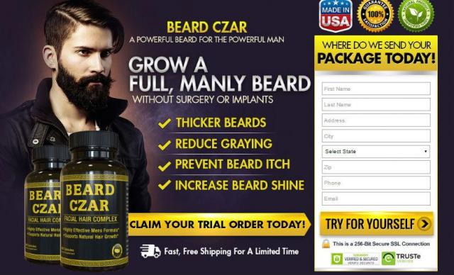 Beard Czar Hair Czar's Physiotherapist Is a Dietetic