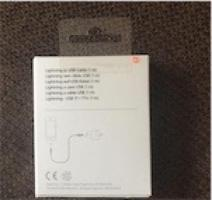 100% Genuine Apple IPhone usb 1m Charger