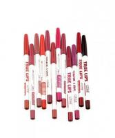 new lip liner water proof, multi vitamin and enriched aloe vera