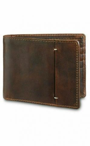 MAN ASIAN CLASSIC GENUINE NATURAL LEATHER WALLET