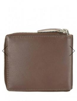 MAN ASIAN CLASSICAL GENUINE LEATHER WALLET
