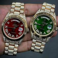 custom diamond Rolex watches