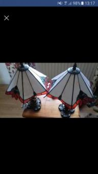tiffiny style lamps