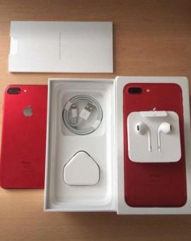 Apple iPhone 7plus 256gb Red