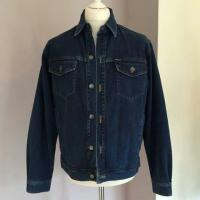rockport denim jacket