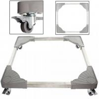 SPARES2GO Universal Appliance Wheels Adjustable Trolley (180KG Load)