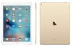 "iPad Pro 12.9"" 32Gb Gold Manufacturer refurb"