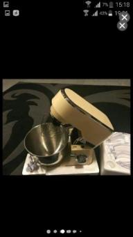 brand new stand mixer 5 litres and 800w