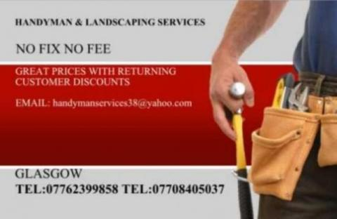 HANDYMAN & LANDSCAPING SERVICES