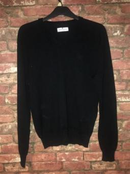 Men's Police V Neck Jumper Size M Excellent Condition from USA