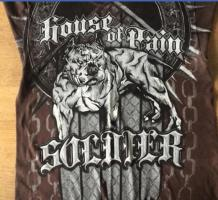 Men's House of Pain T Shirts Size Medium VGC