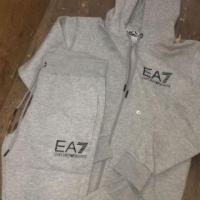 Men's Grey Tracksuit