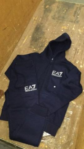 Men's Navy Tracksuit