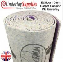 10mm Carpet Underlay