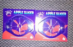 2 x Jazz Apple Slicer