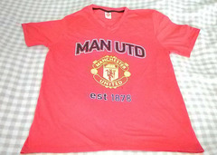 Mens Manchester United T - Shirt