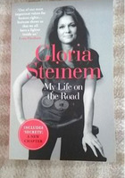 My Life on the Road Book by Gloria Steinem