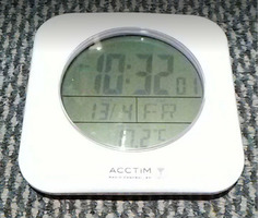 Acctim Clock