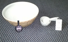 Mixing bowl and Measuring set