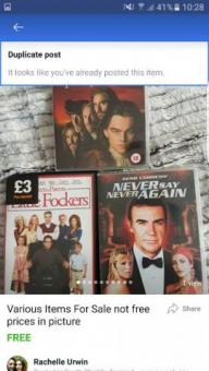 selection of videos and dvds good condition