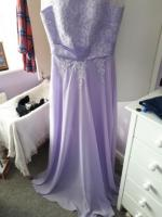 Prom/ Bridesmaid dress size 12