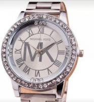 silver plated brand new watch