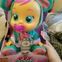 Brand new cry babies doll LALA £30