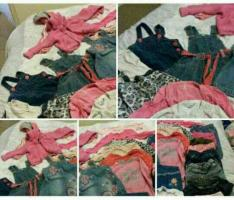 12/18 moths girls cloths