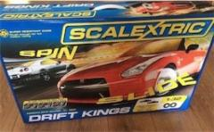 Scalextric set drift kings