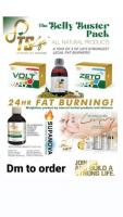 Weight loss - belly buster pack