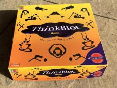 ThinkBlot Board Game Never Used
