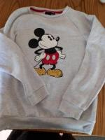 girls mickey mouse jumper