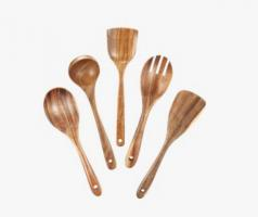 5 piece utensil set 10% off using my code below below