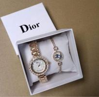 Ladies watch abs bracelet set