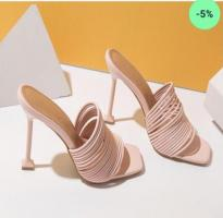 High heel mules 5% off in my shop