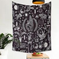 The Hand Tapestry Wall Hanging