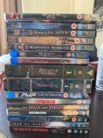 DVDs and Blu-ray DVDs