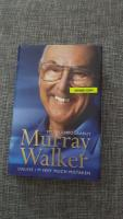Murray Walker Signed Autobiography hb book