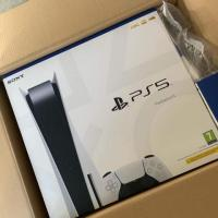 Playstation 5 Console (Disk Edition)