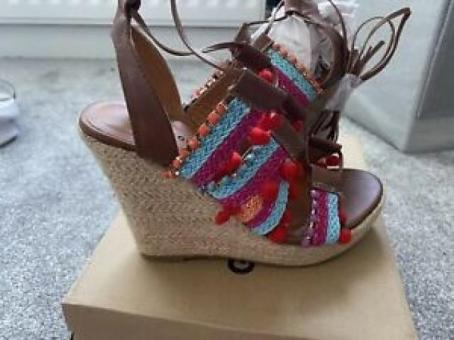 River island sandals any size