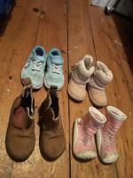 Shoes for children and adults