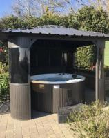 Hot tub package