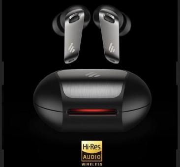 The worlds first hi res audio earbuds