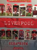 Liverpool limited edition scrapbook