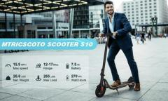 Electric scooter £20 off