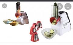 Electric grater 5-in-1