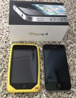iPod & iPhone 4 sold as spares or repairs read description