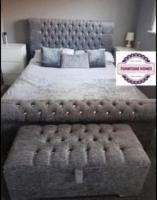 STRONG SLEIGH BEDS AVAILABLE WITH QUICK DELIVERY