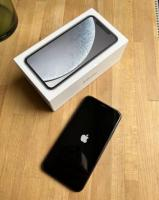 Apple iPhone Xr / Space Grey / 64GB / Immaculate / Boxed