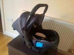 silver cross car seat